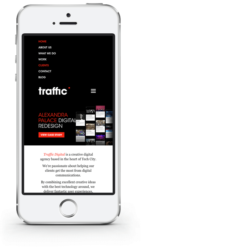 Traffic Digital Featured